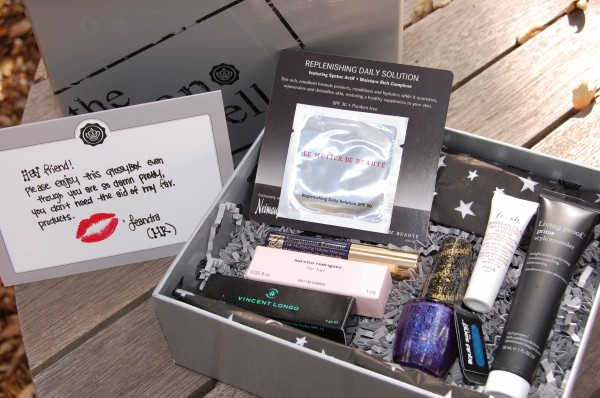 man repeller glossybox