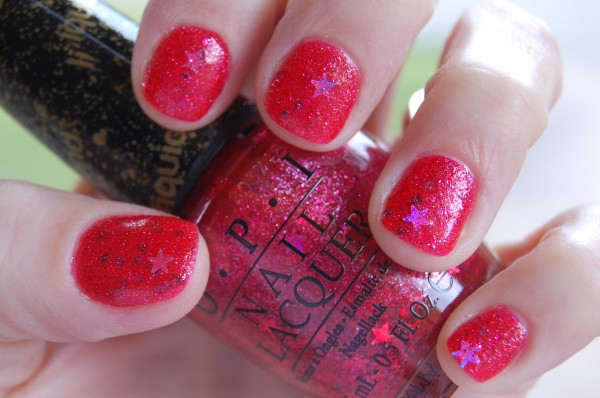 OPI liquid sand nail polish