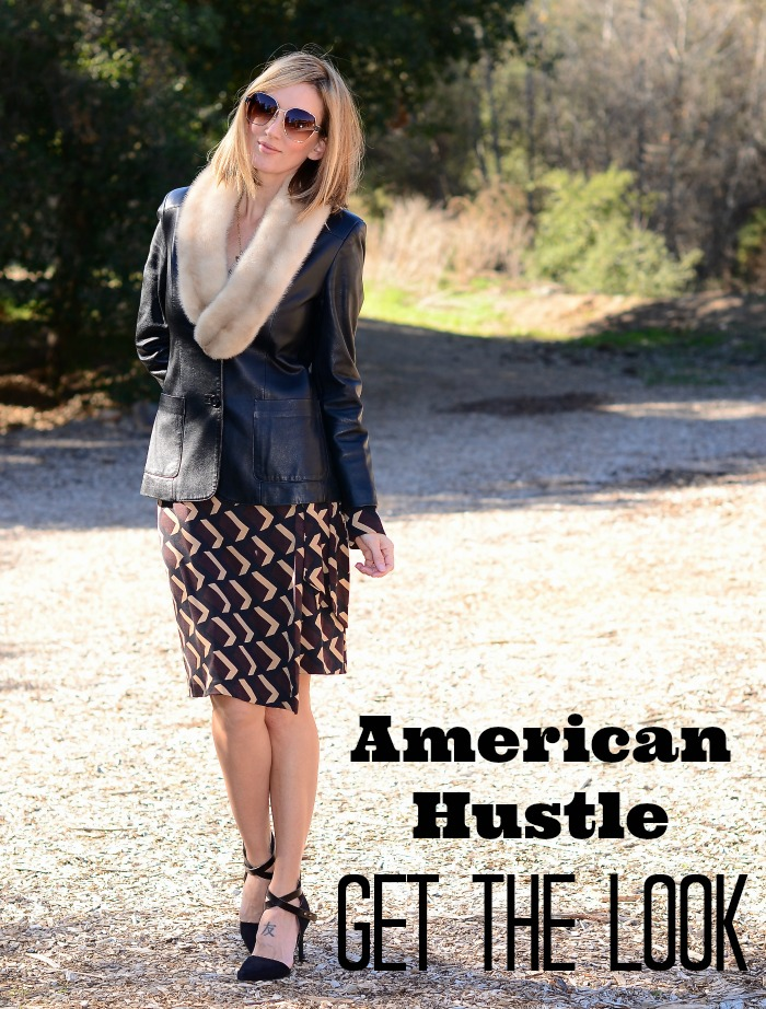 AMERICAN HUSTLE - GET THE LOOK