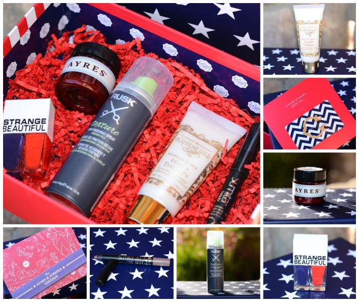 Glossybox Stars & Stripes Edition