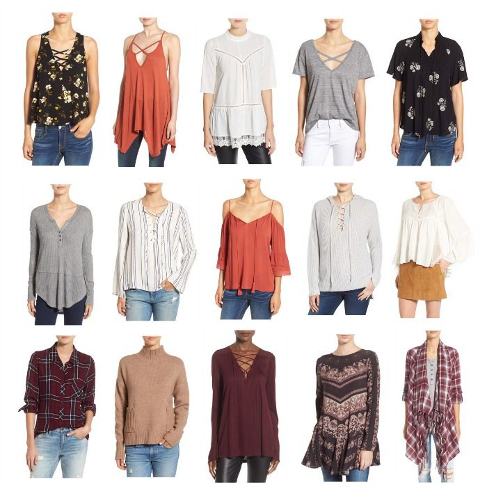 #nsale tops